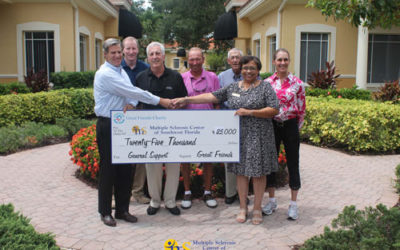 Great Friends Charity of Naples Raises $25,000 for the MS Center of Southwest Florida