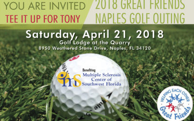 Great Friends Naples Golf Charity