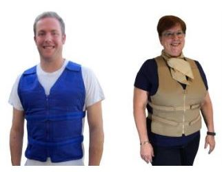 Cooling Vest Distribution Program Available for Qualified Applicants