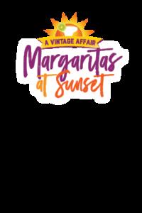 Margaritas at Sunset